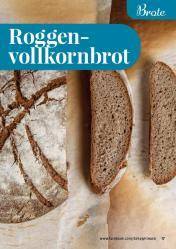 Rezept - Roggenvollkornbrot - Simply Backen kompakt Brote 04/2020