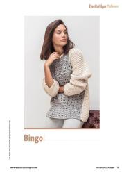 Strickanleitung - Bingo - Fantastische Herbst-Strickideen 05/2020