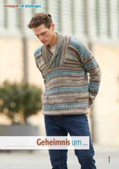 Strickanleitung - Geheimnis um … - Fantastische Herbst-Strickideen 05/2020