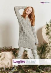 Strickanleitung - Long live the Zopf - Fantastische Herbst-Strickideen 05/2020
