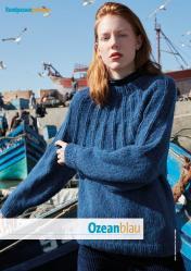 Strickanleitung - Ozeanblau - Fantastische Herbst-Strickideen 05/2020