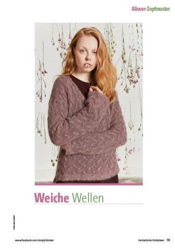 Strickanleitung - Weiche Wellen - Fantastische Herbst-Strickideen 05/2020