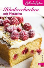 Rezept - Himbeerkuchen mit Pistazien - Simply Backen Sonderheft Obstkuchen – 01/2020