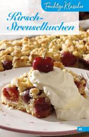 Rezept - Kirsch-Streuselkuchen - Simply Backen Sonderheft Obstkuchen – 01/2020