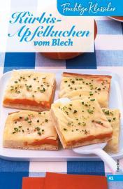 Rezept - Kürbis-Apfelkuchen vom Blech - Simply Backen Sonderheft Obstkuchen – 01/2020