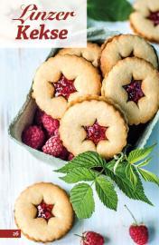 Rezept - Linzer-Kekse - Simply Backen Sonderheft Weihnachts-Plätzchen – 01/2020