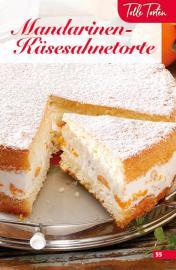 Rezept - Mandarinen-Käsesahnetorte - Simply Backen Sonderheft Obstkuchen – 01/2020