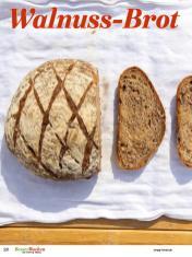 Rezept - Walnuss-Brot - Backideen für Weihnachten, Herbst & Winter mit Tommy Weinz – 01/2020