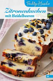 Rezept - Zitronenkuchen mit Heidelbeeren - Simply Backen Sonderheft Obstkuchen – 01/2020