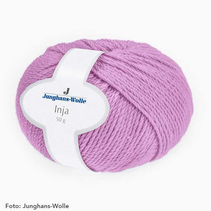 Flieder, Junghans-Wolle Inja