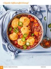 Rezept - Chipotle-Süßkartoffel-Eintopf - Simply Kochen Sonderheft: One-Pot-Gerichte