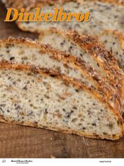 Rezept - Dinkelbrot - Best of Besser Backen mit Tommy Weinz – 01/2021
