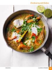 Rezept - Fischcurry mit Kokos - Simply Kochen Sonderheft: One-Pot-Gerichte