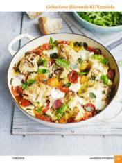 Rezept - Gebackene Blumenkohl-Pizzaiola - Simply Kochen Sonderheft: One-Pot-Gerichte