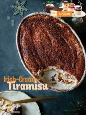 Rezept - Irish-Cream-Tiramisu - Simply Kochen Weihnachten 01/2020
