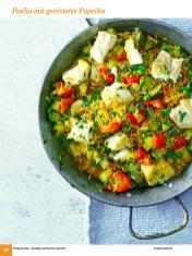 Rezept - Paella mit gerösteter Paprika - Simply Kochen Sonderheft: One-Pot-Gerichte