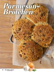 Rezept - Parmesan–Brötchen - Best of Besser Backen mit Tommy Weinz – 01/2021