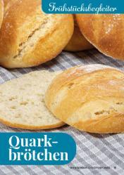 Rezept - Quarkbrötchen - Simply Backen kompakt Brötchen – 01/2020