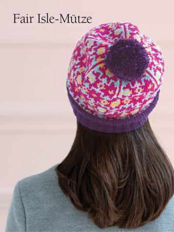 Strickanleitung - Fair Isle-Mütze - Best of Designer Knitting 01/2021
