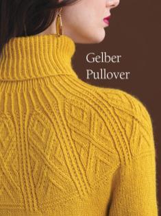 Strickanleitung - Gelber Pullover - Best of Designer Knitting 01/2021