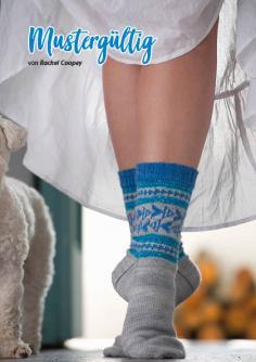 Strickanleitung - Mustergültig - Simply Kreativ kompakt Fair Isle Stricken 01/2021