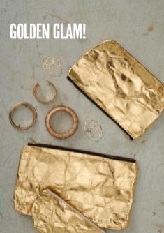 Nähanleitung - Golden Glam! - Simply Nähen 01/2021