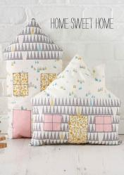 Nähanleitung - Home sweet home - Simply Nähen 01/2021