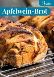 Rezept - Apfelwein-Brot - Simply Backen kompakt Vollkorn – 01/2021