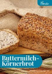 Rezept - Buttermilch-Körnerbrot - Simply Backen kompakt Vollkorn – 01/2021