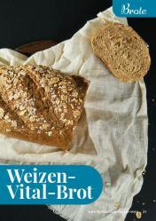 Rezept - Weizen-Vital-Brot - Simply Backen kompakt Vollkorn – 01/2021