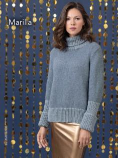 Strickanleitung - Marilla - Best of Designer Knitting 02/2021