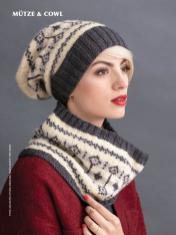 Strickanleitung - Mütze & Cowl - Best of Designer Knitting 02/2021