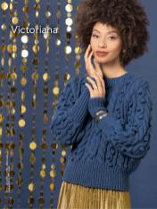 Strickanleitung - Victoriana - Best of Designer Knitting 02/2021