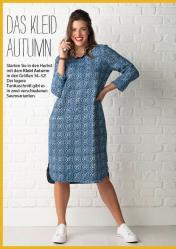 Nähanleitung - Das Kleid Autumn - Best of Kleider nähen 01/2021