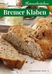 Rezept - Bremer Klaben - Simply Backen Kompakt Brötchen 02/2021
