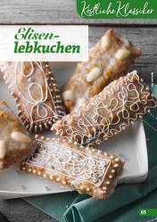 Rezept - Elisenlebkuchen - Simply Backen Kekse 04/2020