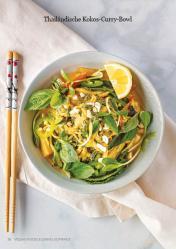 Rezept - Thailändische Kokos-Curry-Bowl - Vegan Food & Living Kompakt – 01/2021