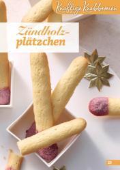 Rezept - Zuendholzplätzchen - Simply Backen Kekse 04/2020