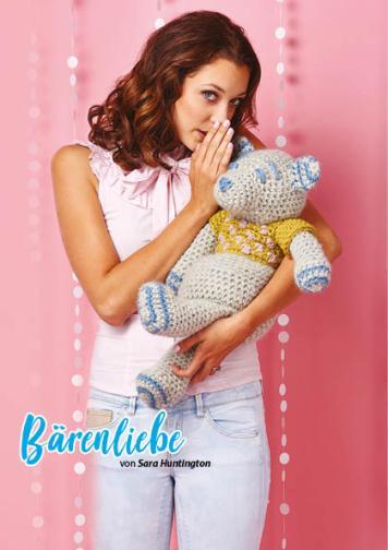Häkelanleitung - Bärenliebe - Simply Kreativ Häkeln Kompakt Babys & Kids 02/2021