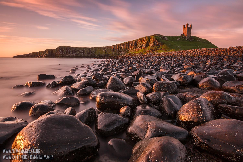 Dunstanburgh Dawn