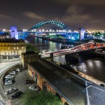 Tyne from High Level