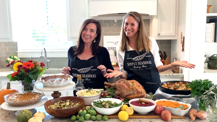 Episode 50: Healthy Thanksgiving Recipes