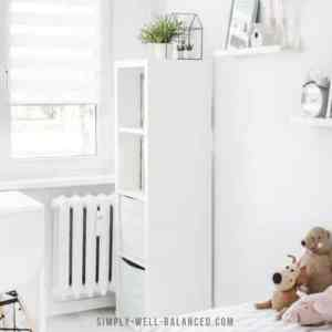 Minimalism with Kids; 5 Practical Steps to Make it Easy