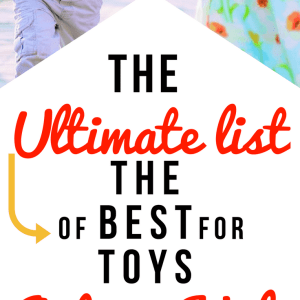 The Best Toys for Active Kids