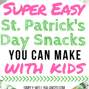 Easy St. Patrick's Day Snack Ideas
