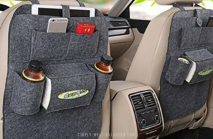 image of tools to keep your car organized
