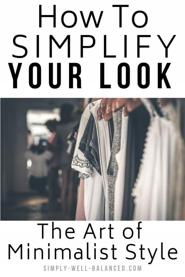 This is an amazing guide that shows you exactly how to master minimalist style with easy to find pieces. If you are looking for wardrobe essentials that are simple, chic and classic this will teach you exactly how to put the right pieces together. I am always looking for minimalist fashion inspiration and this post had a ton great ideas including jeans, sweaters, shoes and shirts. I am now a minimalist style clothing superfan! #minimalist #minimalism #fashion #simplify