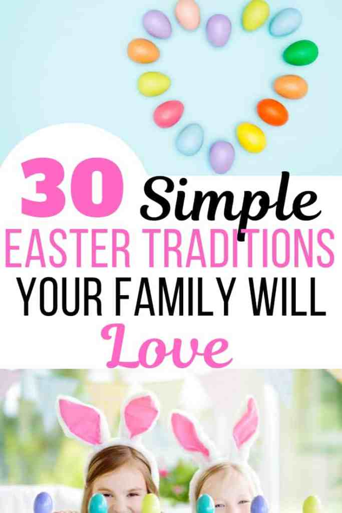 Easter Traditions for Families