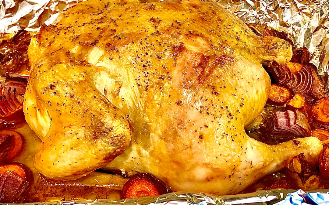 AIP Herb Roasted Chicken