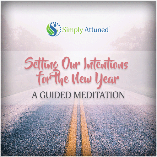 Setting Our Intentions for the New Year   Guided Meditation   Simply     Setting Our Intentions for the New Year   Audio Download